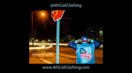 "@AfriCaliClothing on ""Instagram"" Part 1 – #TalentedRadio – Mar 8 17"