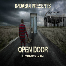 Open Door Instrumental Album (prod. imdaboi)